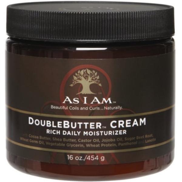 As I Am Doublebutter Cream - 454g