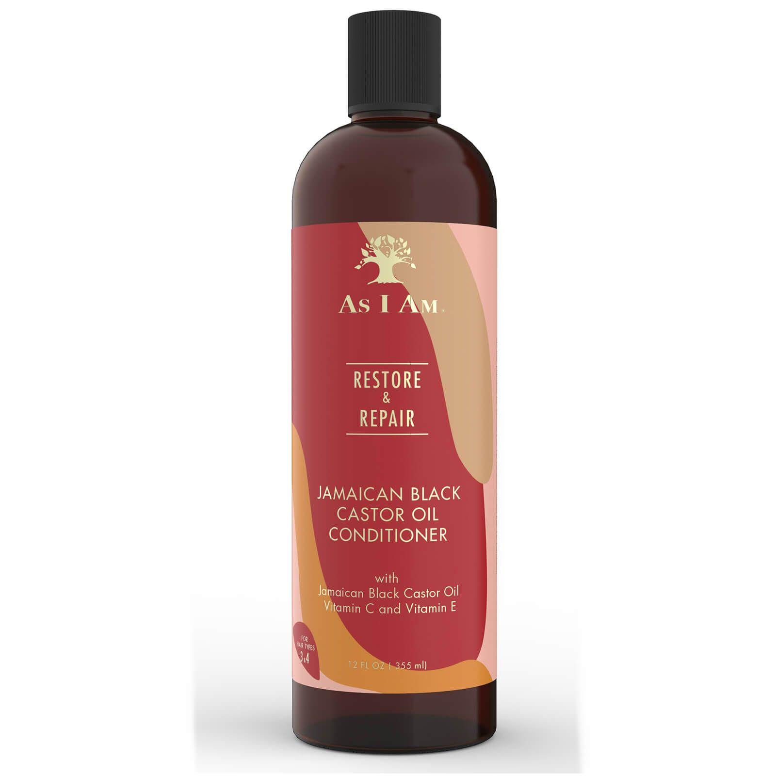 As I Am Jamaican Black Castor Oil Conditioner - 355ml