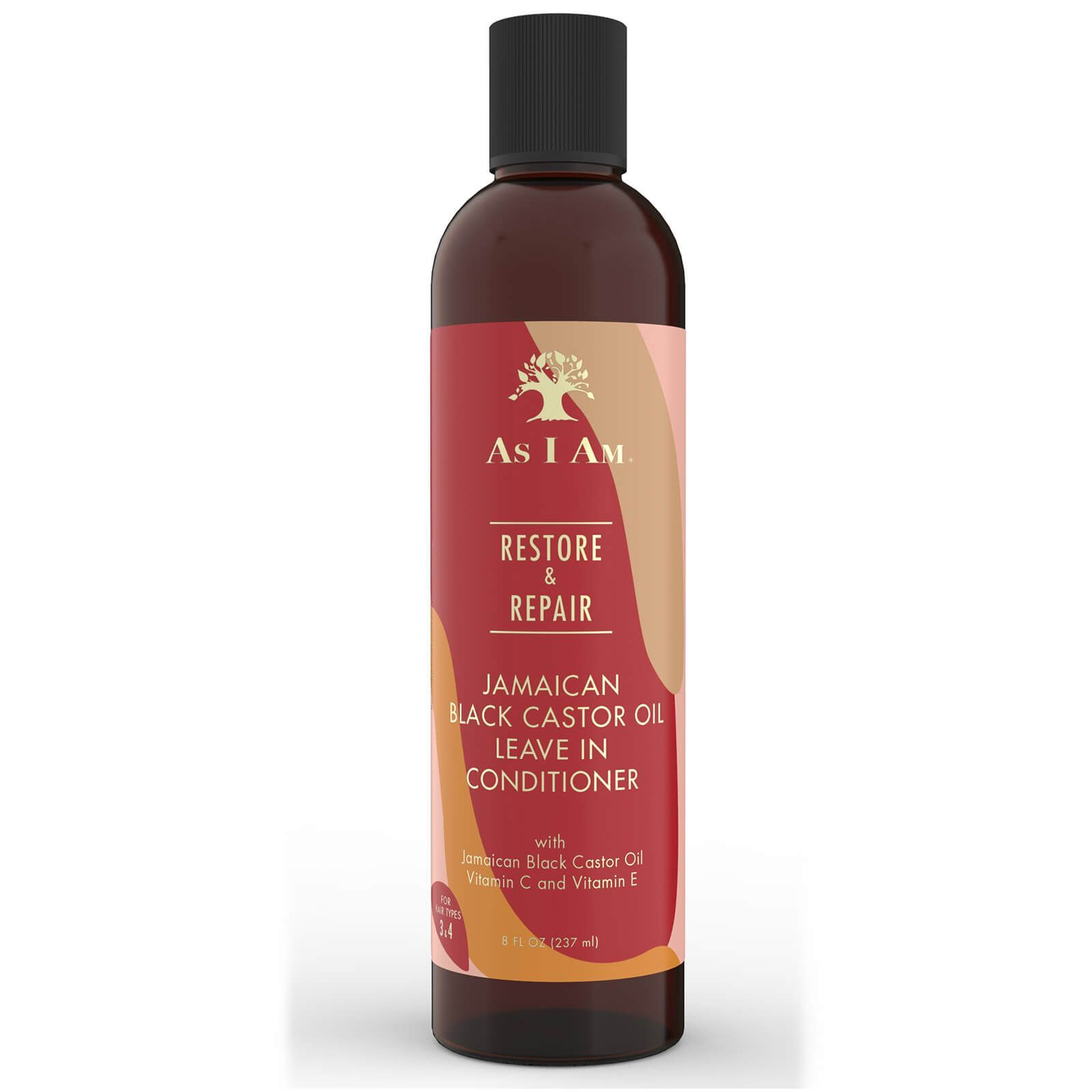 As I Am Jamaican Black Castor Oil Leave-in Conditioner - 237ml