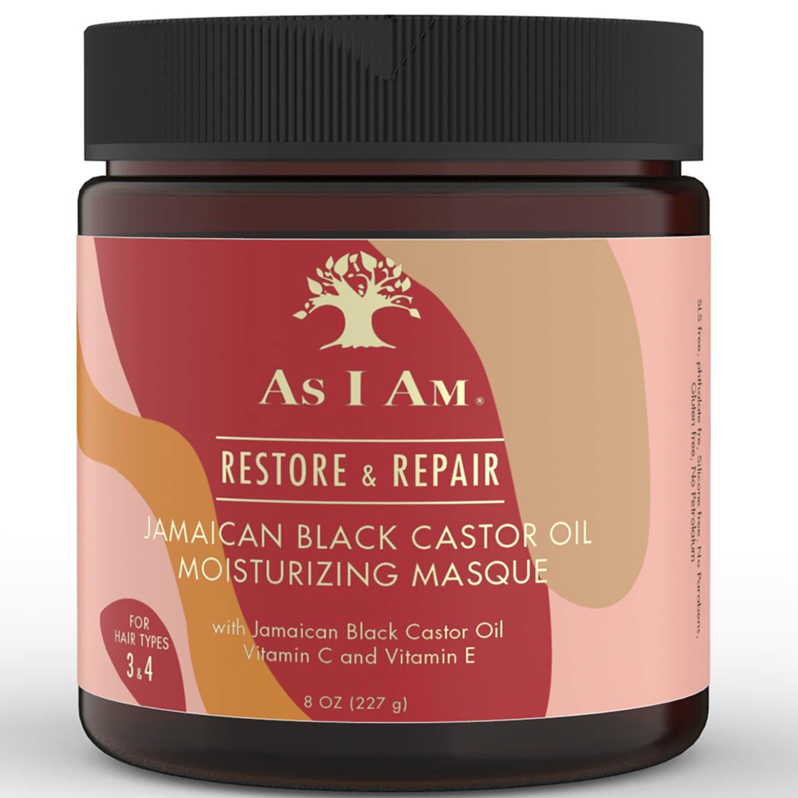 As I Am Jamaican Black Castor Oil Masque - 227g