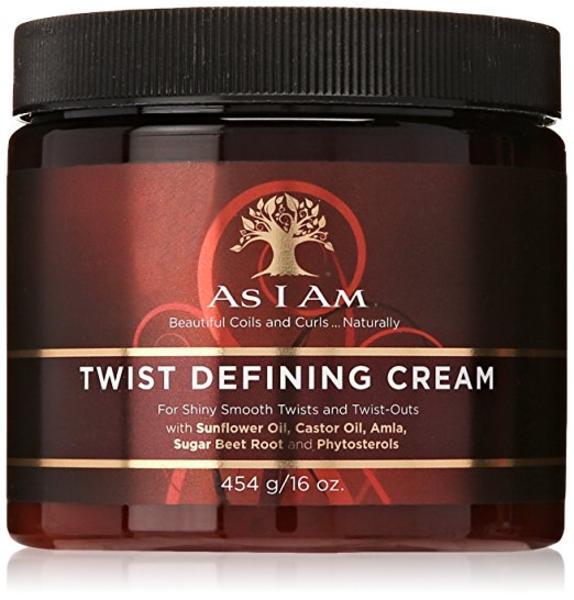 As I Am Twist Defining Cream - 454g