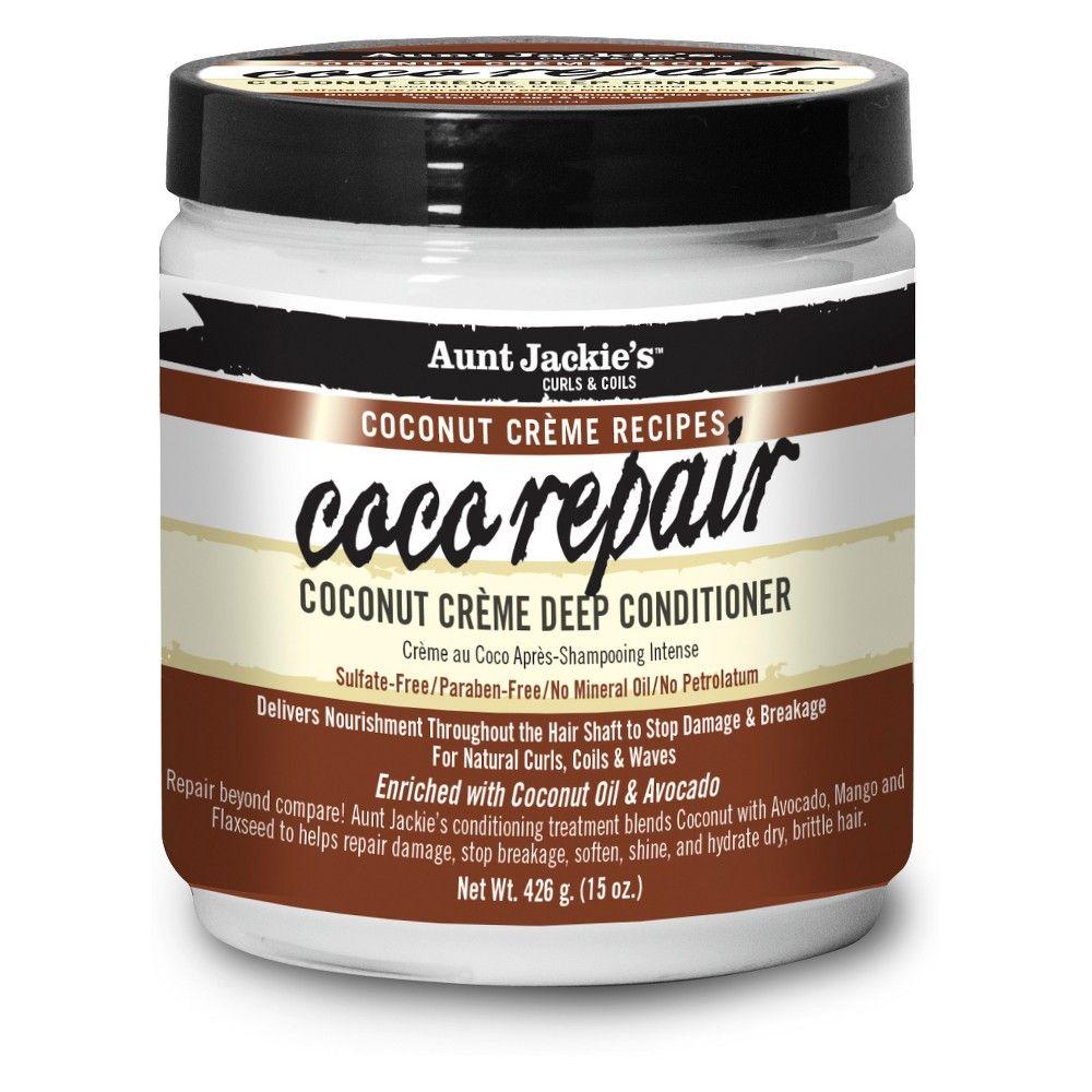 Aunt Jackie's Coco Repair Deep Conditioner - 15oz