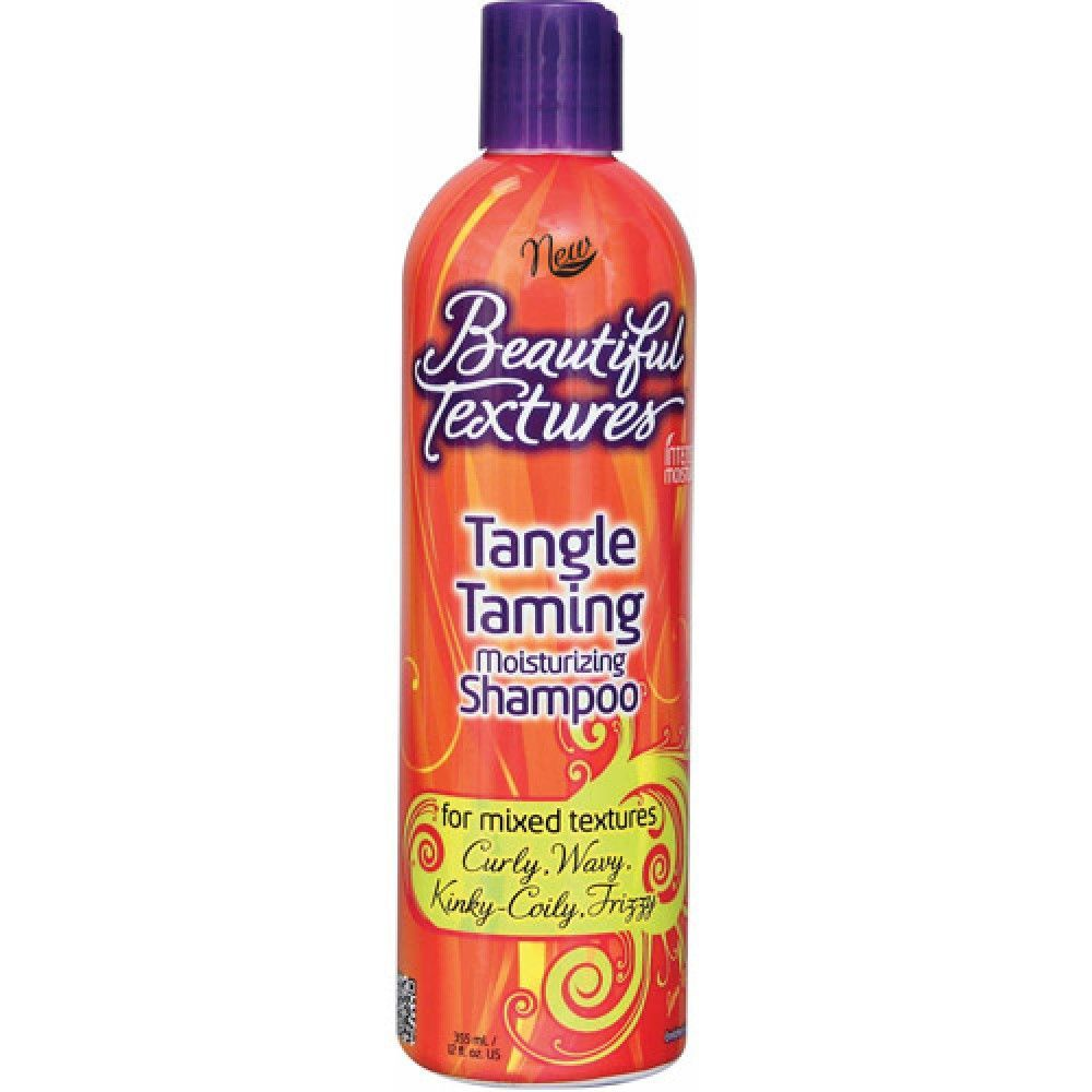 Beautiful Textures Tangle Taming Moisturizing Shampoo - 355ml
