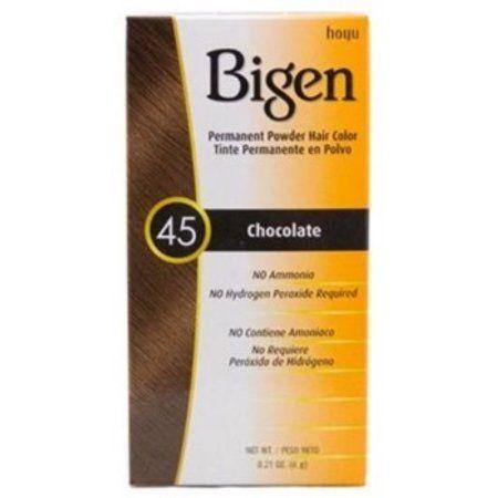 Bigen Permanent Powder Hair Colour - Chocolate