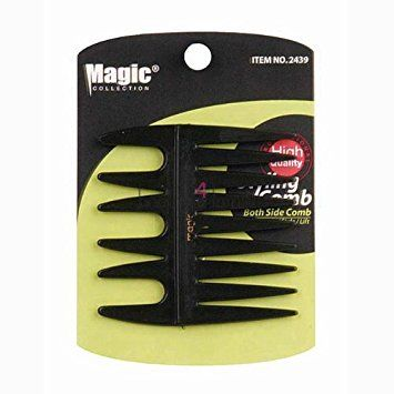 Magic Collection Both Side Comb - 2439