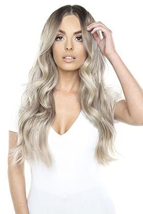 "Beauty Works Celebrity Choice® Slim-Line Tape - Viking Blonde,22"""