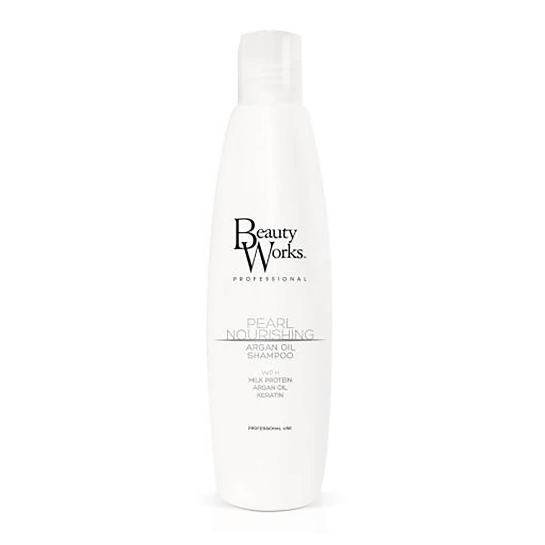 Beauty Works Pearl Nourishing Argan Oil Shampoo - 250ml