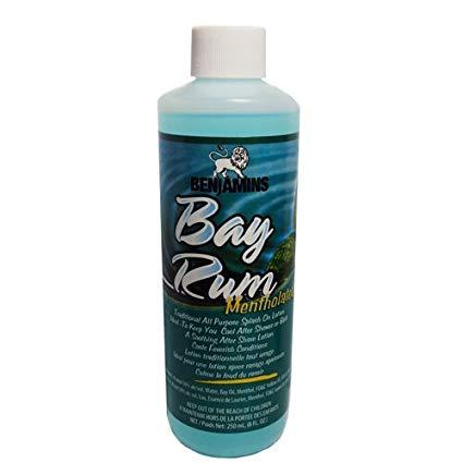 Benjamin Bay Rum Mentholated - 250ml