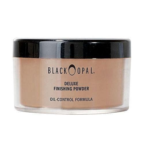 Black Opal Deluxe Finishing Powder - Dark