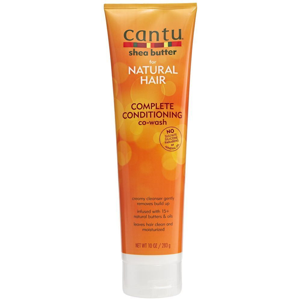 Cantu Shea Butter Complete Conditioning Co-wash For Natural Hair - 283g