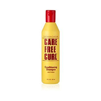 Care Free Curl Conditioning Shampoo - 8oz