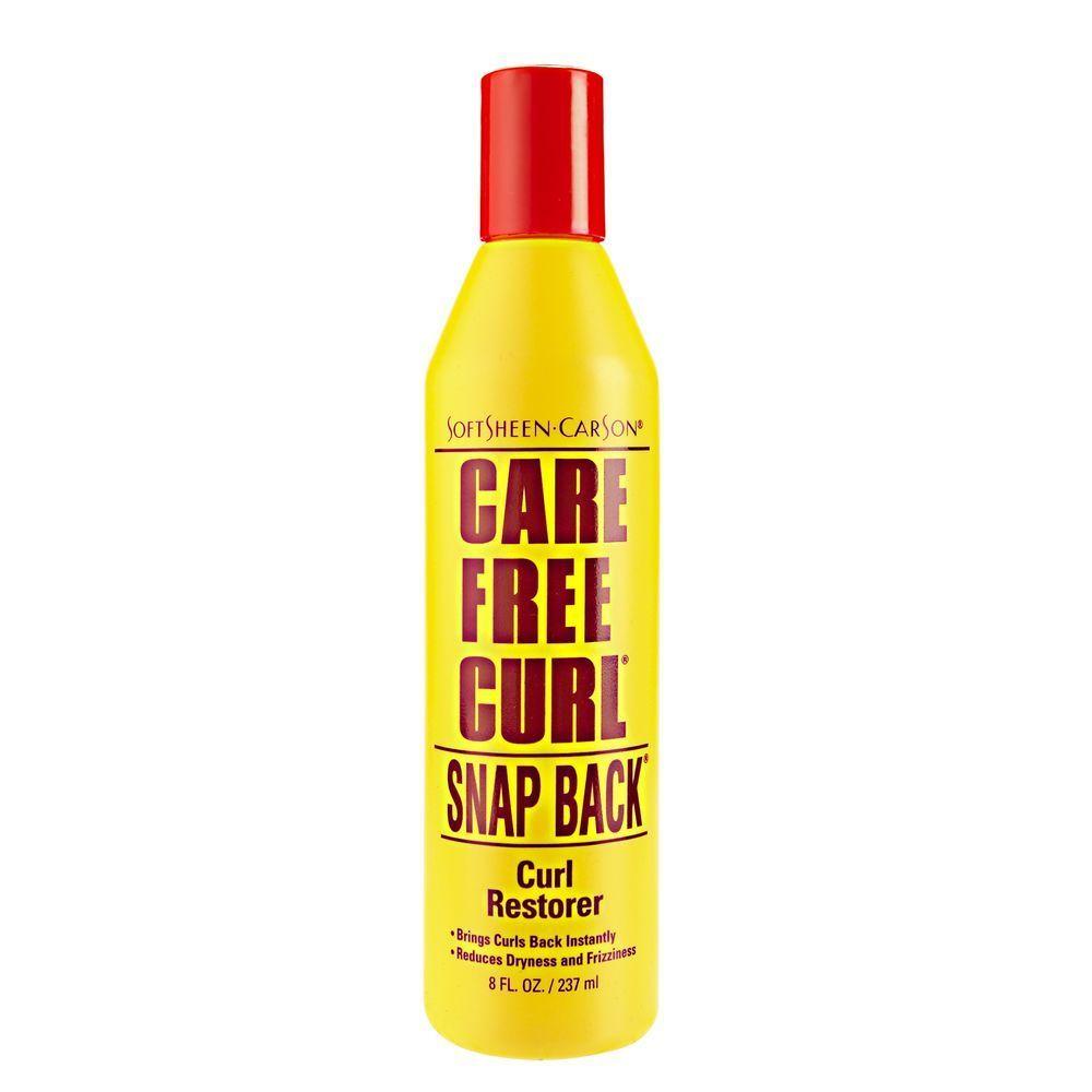 Care Free Curl Snapback- Curl Restorer - 8oz