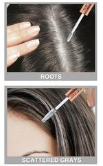 Cover Your Gray Waterproof 2 In 1 Hair Color Touch Up - 15g,Light Brown/blonde