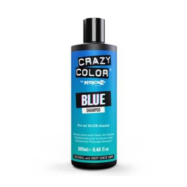 Crazy Color Rainbow Blue Shampoo 250ml