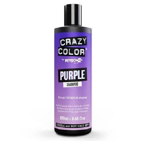 Crazy Color Rainbow Purple Shampoo 250ml
