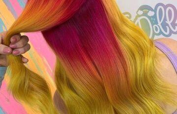 Directions Semi Permanent Hair Colour - Pastel Pink