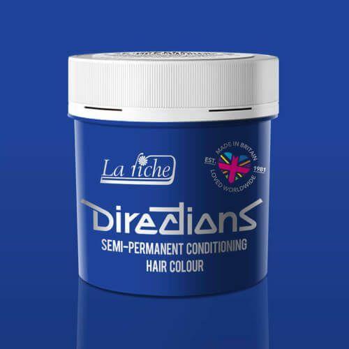 Directions Semi Permanent Hair Colour - Atlantic Blue
