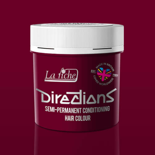 Directions Semi Permanent Hair Colour - Rubine