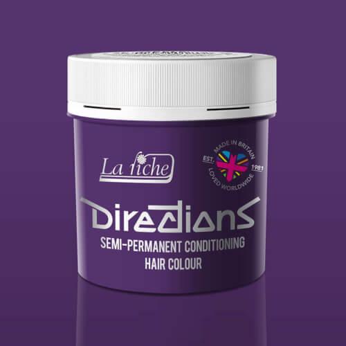 Directions Semi Permanent Hair Colour - Violet