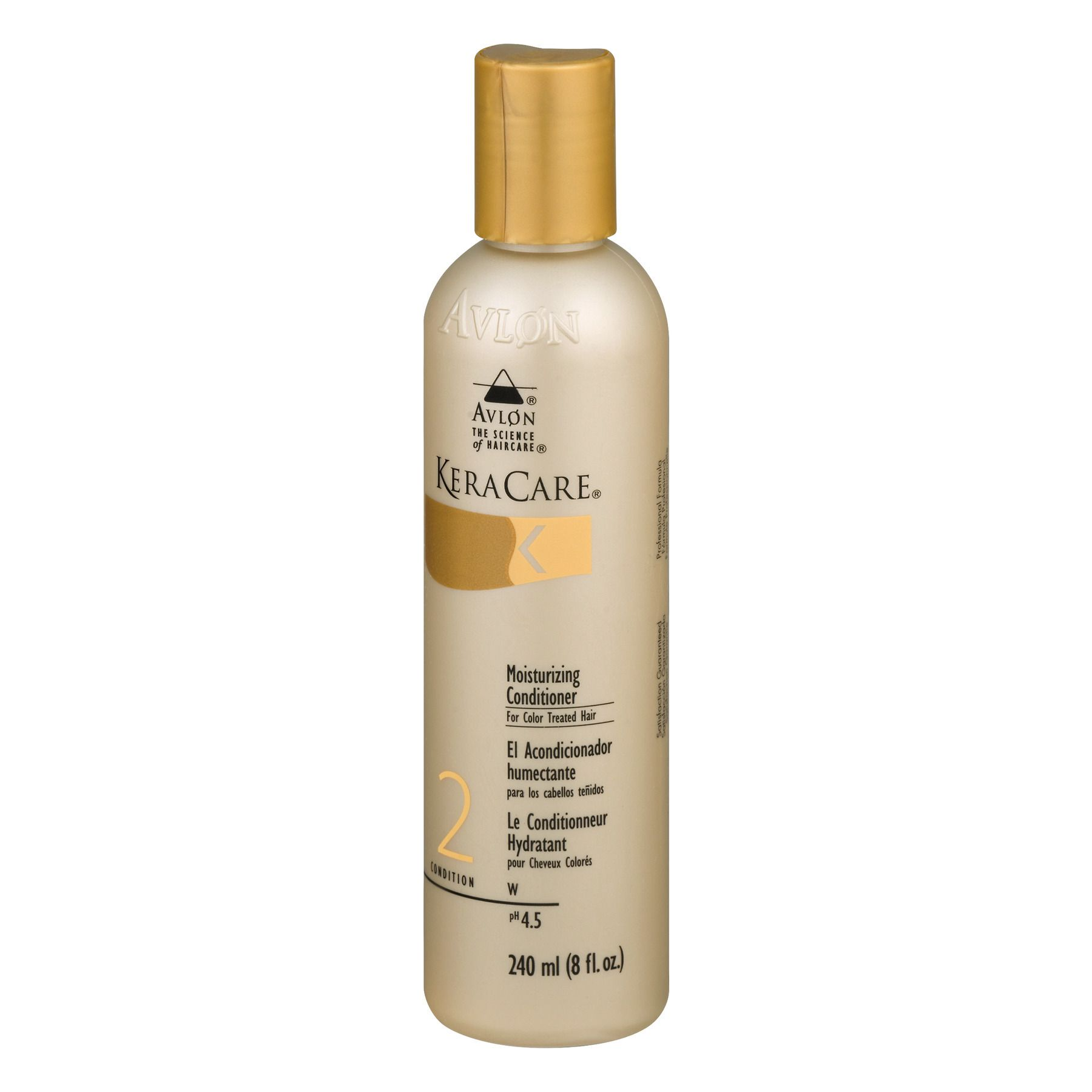 KeraCare Moisturizing Conditioner For Color Treated Hair - 8oz