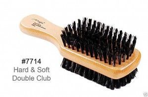 Magic Collection Hard/soft Double Club Brush - 7714