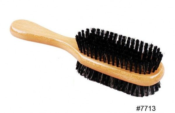 Magic Collection Hard/soft Double Club Wave Brush - 7713
