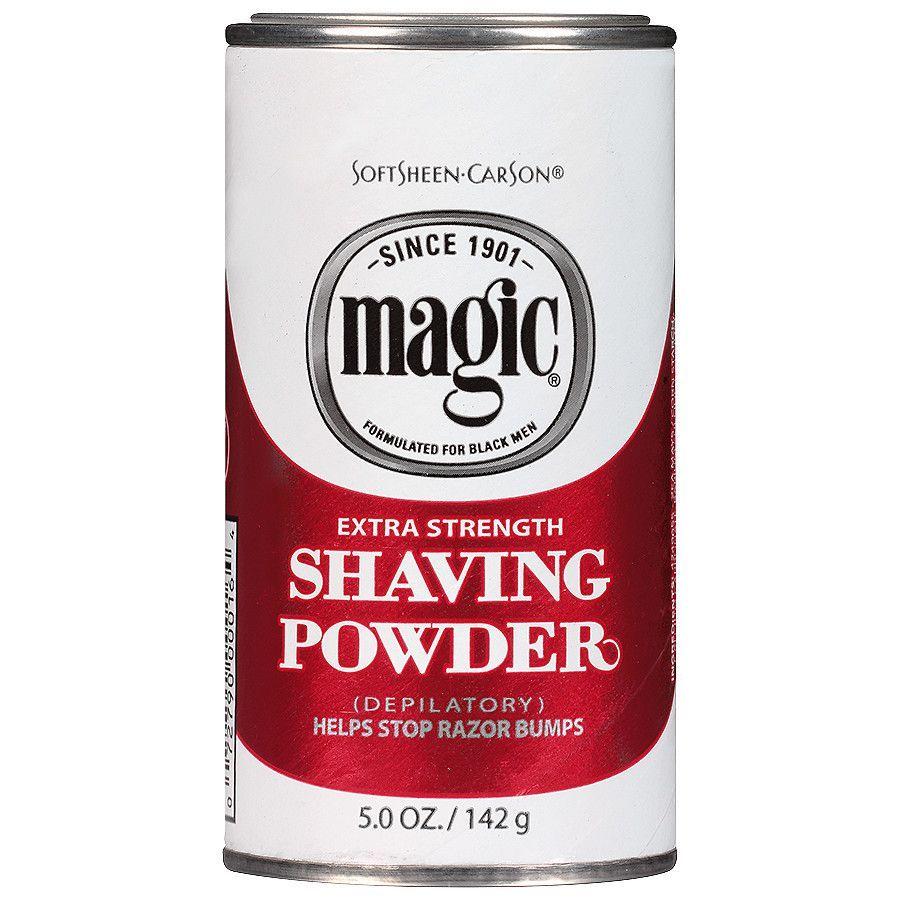 Magic Shaving Powder Extra Strength - 142g
