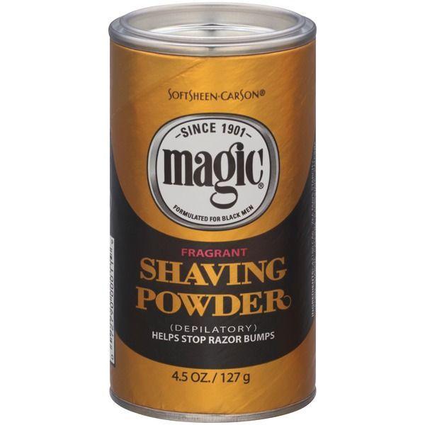 Magic Shaving Powder Fragrant - 127g