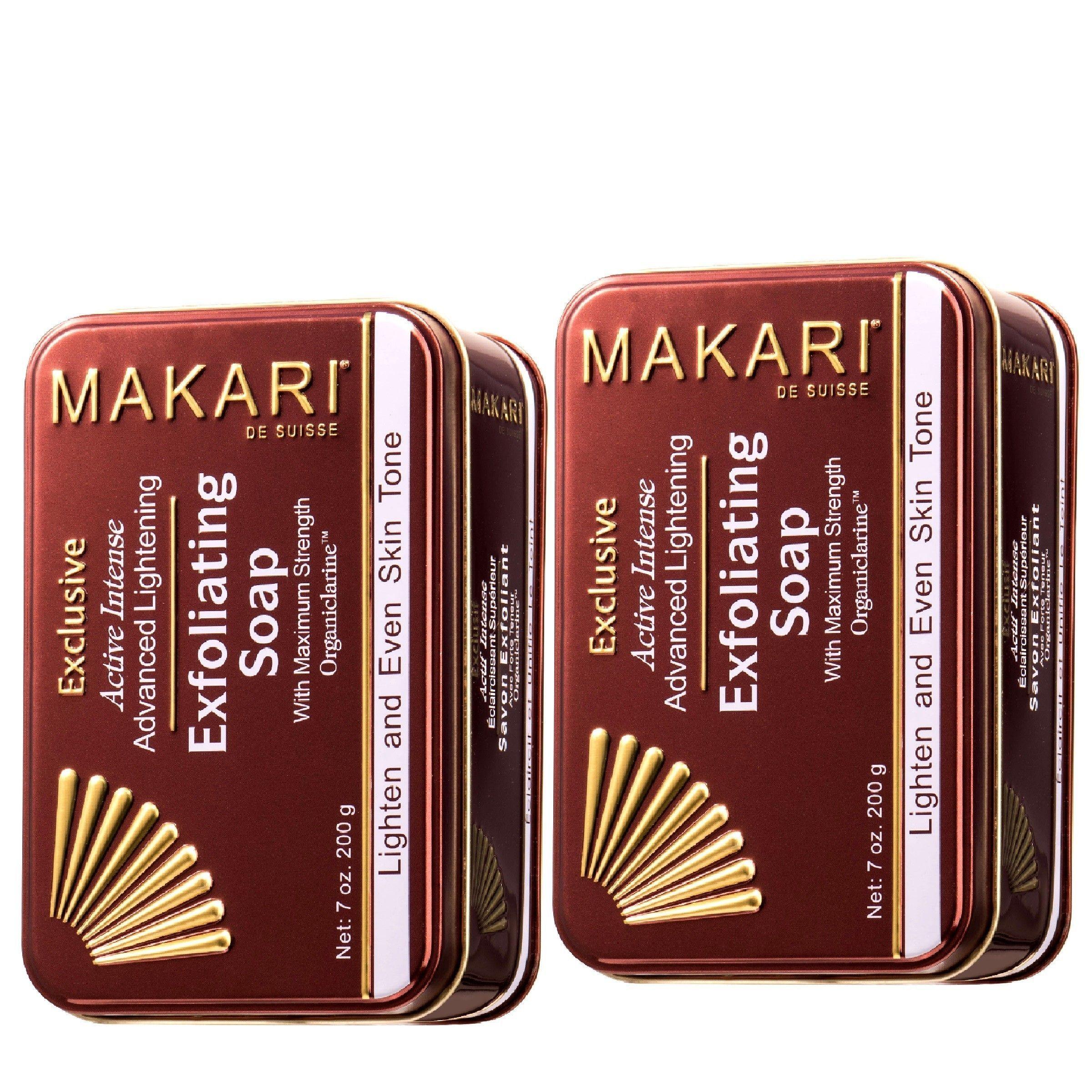 Makari Exclusive Lightening Exfoliating Soap - 7oz