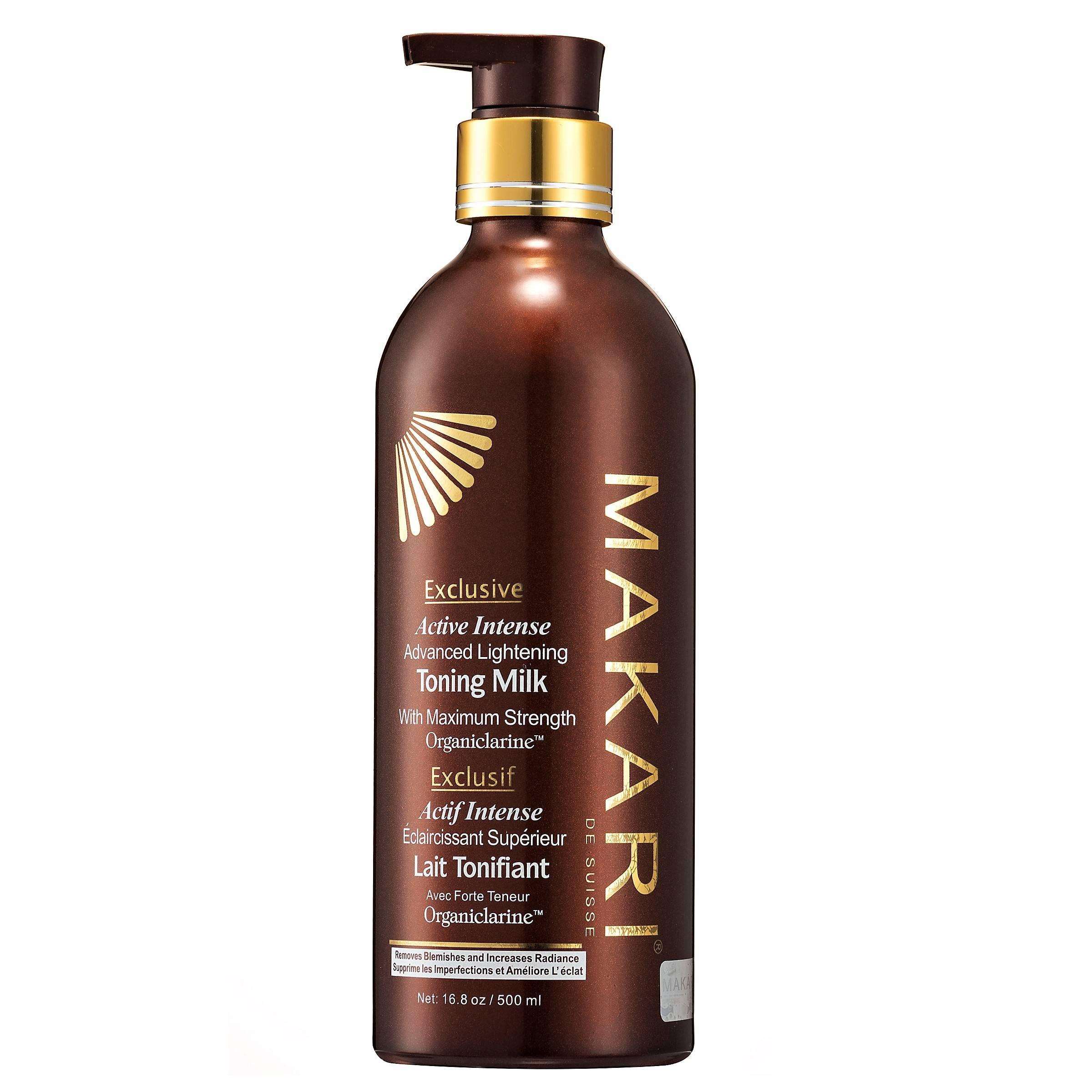 Makari Exclusive Toning Milk - 16.8oz