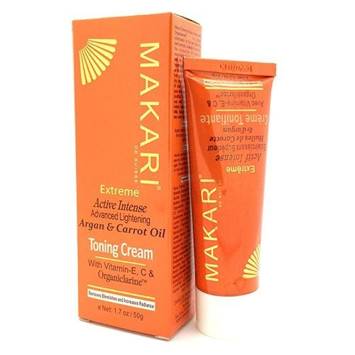 Makari Extreme Carrot & Argan Cream - 1.7oz