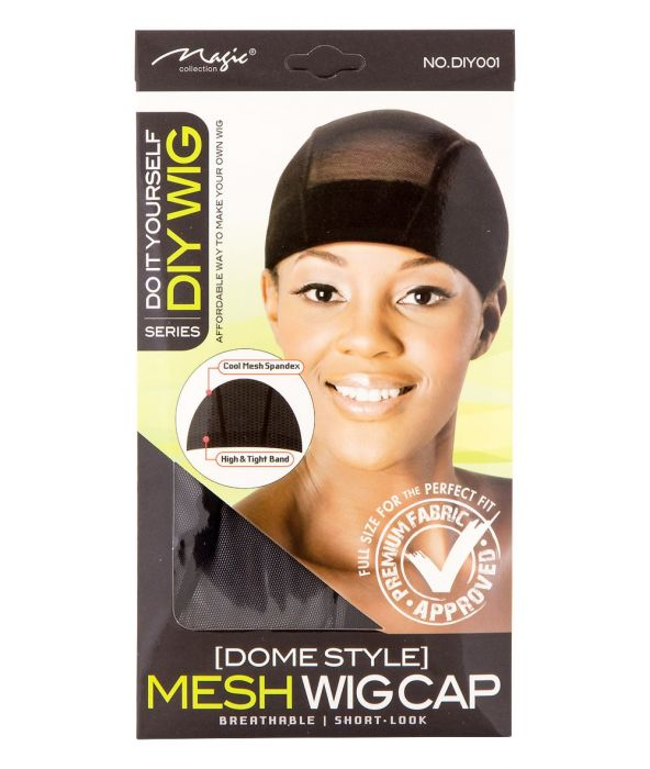 Magic Collection Mesh Wig Cap - Diy001