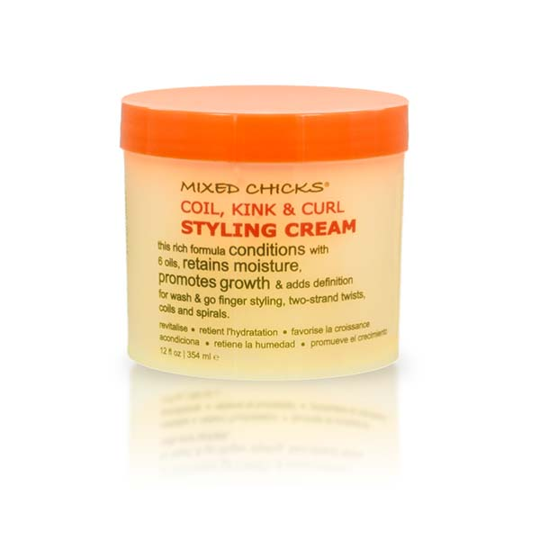 Mixed Chicks Coil Kink & Curl Styling Cream - 354ml