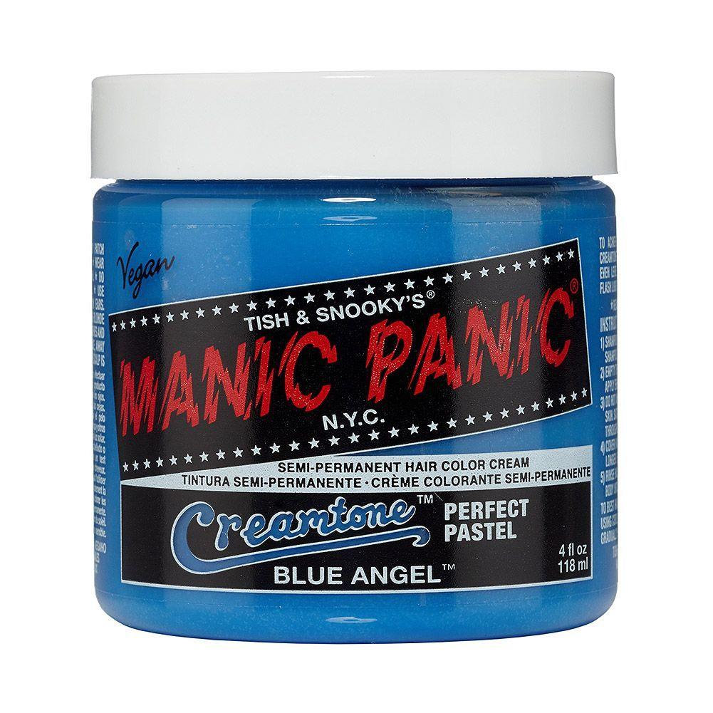 Manic Panic Creamtones Perfect Pastel Hair Colour - Blue Angel