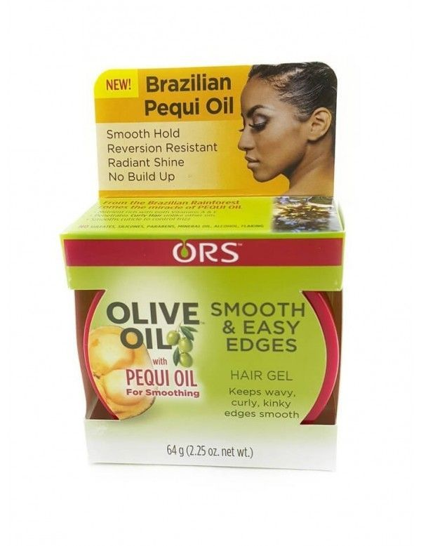 ORS Olive Oil Smooth & Easy Edges Hair Gel - 2.25oz