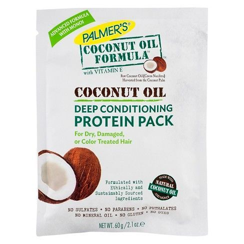 Palmer's Coconut Oil Deep Conditioning Protein Pack - 60g