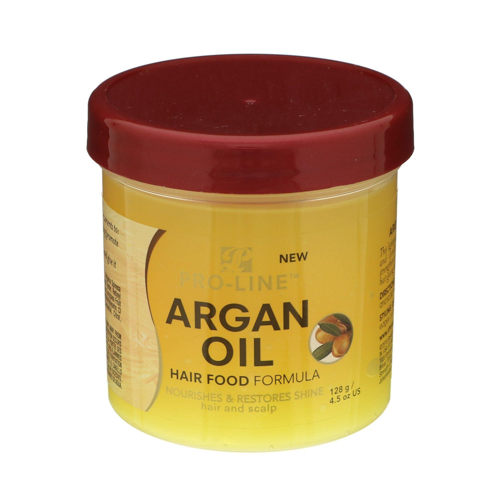 Pro-Line Argan Oil Hair Food Formula - 128g