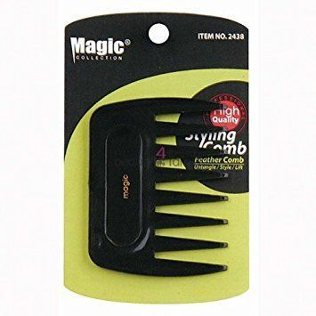 Magic Collection Styling Feather Comb - 2438