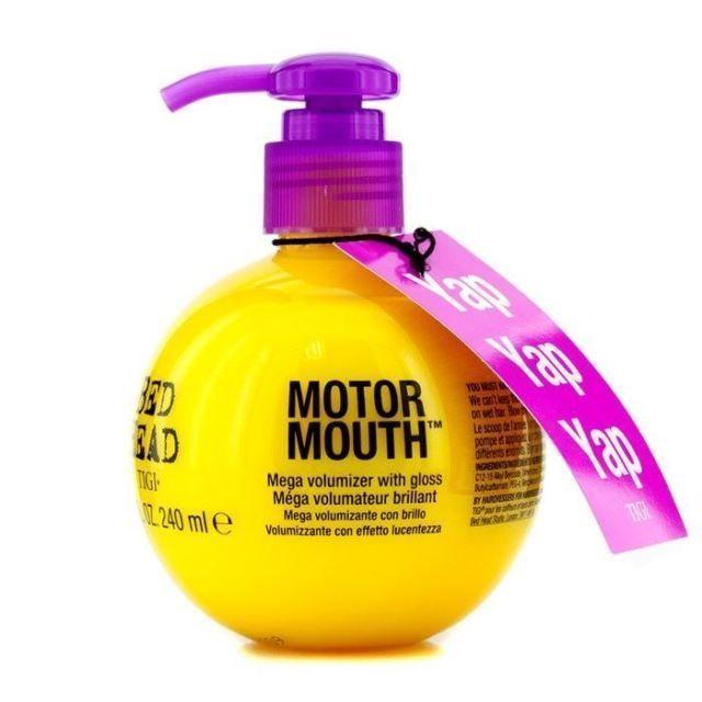 TIGI Bed Head Motor Mouth Mega Volumizer - 240ml