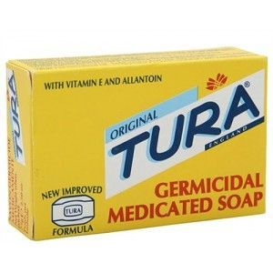 Tura Medicated Soap - pack Of 3