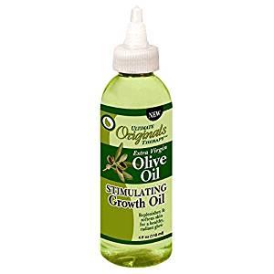 Ultimate Originals Olive Oil Stimulating Growth Oil - 4oz