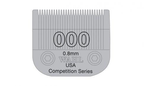 Wahl 2354-100 No.000; Cutting Length 0.8mm