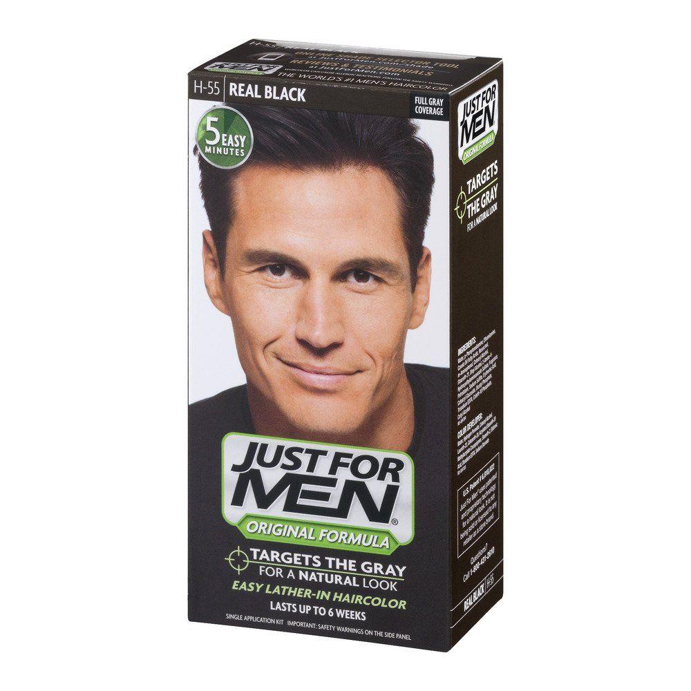 Just For Men Original Formula Men's Hair Color - Black