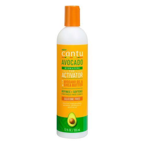 Cantu Avocado Hydrating Curl Activator Cream - 355ml