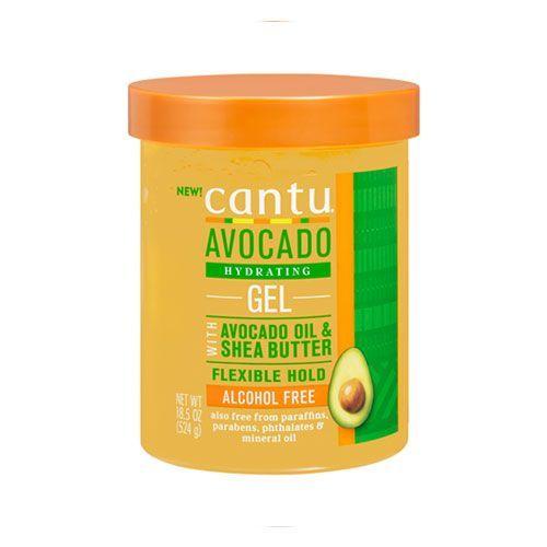 Cantu Avocado Hydrating Gel - 524g