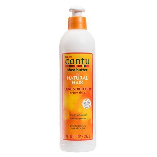 Cantu Shea Butter Curl Stretcher Cream Rinse For Natural Hair - 10oz