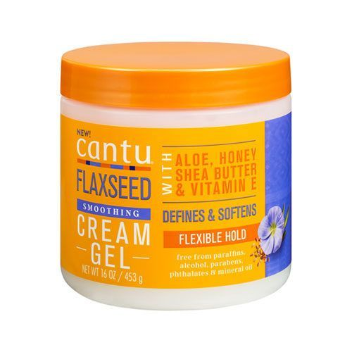 Cantu Flaxseed Smoothing Cream Gel - 453g