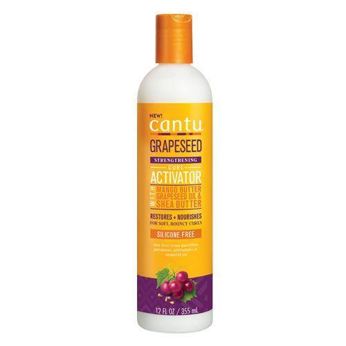 Cantu Grapeseed Curl Activator Cream - 355ml