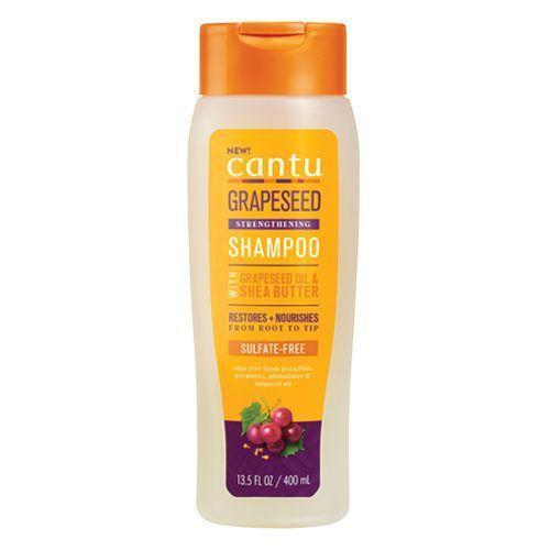 Cantu Grapeseed Sulfate-free Shampoo - 400ml