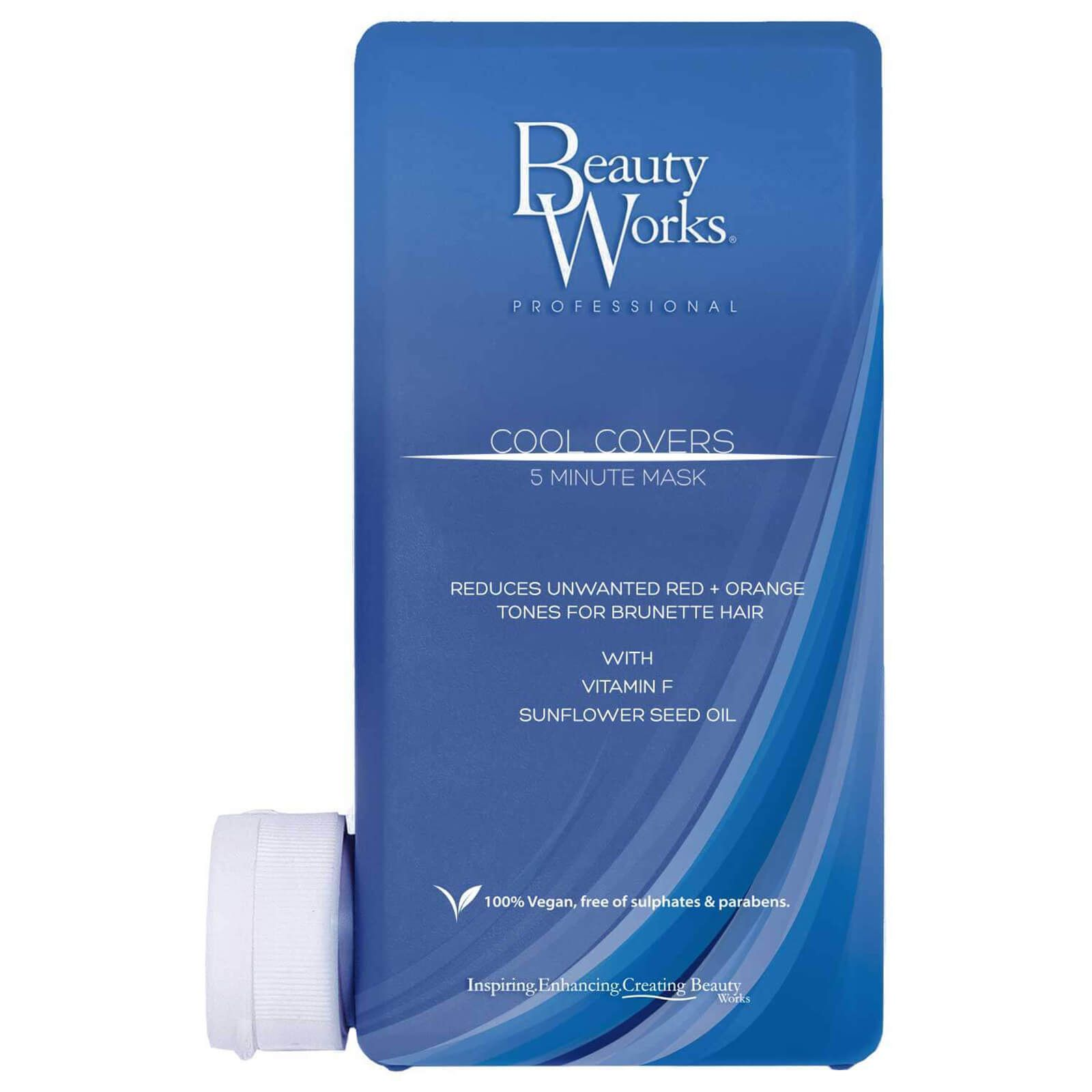 Beauty Works Cool Covers Mask - 250ml
